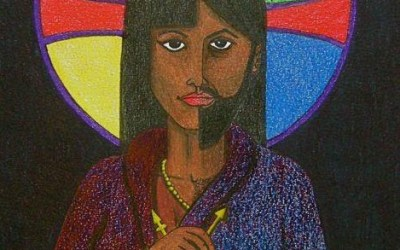 Queer Kwanzaa: Queer black Jesus icon presented for African American holiday