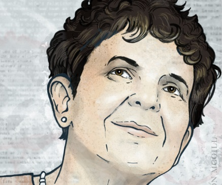 Adrienne Rich: lesbian poet with spiritual impulses