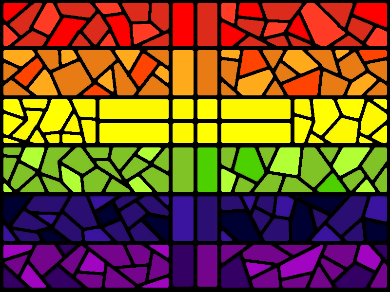 Rainbow Christ Prayer: LGBT flag reveals the queer Christ