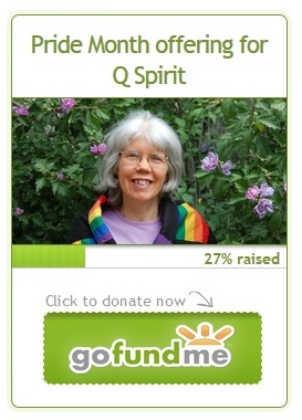 Pride Month Offering Q Spirit 27 percent raised