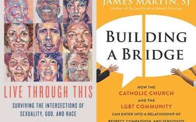 "New in July: LGBTQ Christian books ""Building a Bridge"" and ""Live Through This"""
