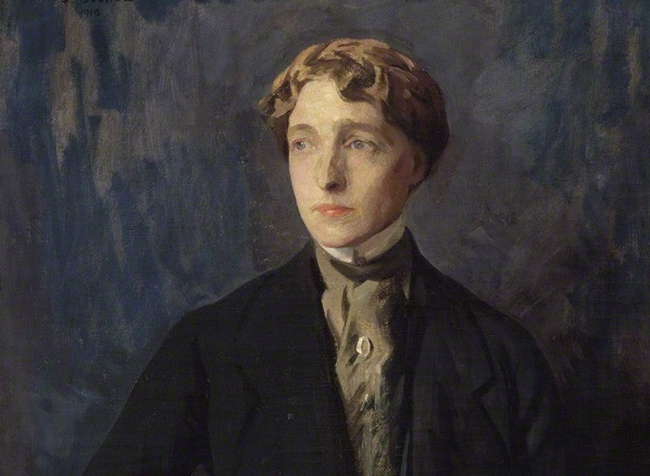 Radclyffe Hall by Charles Buchel