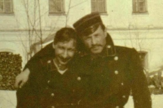 Pavel Florensky and Sergei Troitsky: Russian theologian of same-sex love and his soulmate