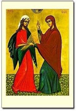 Ruth and naomi bible lesbians