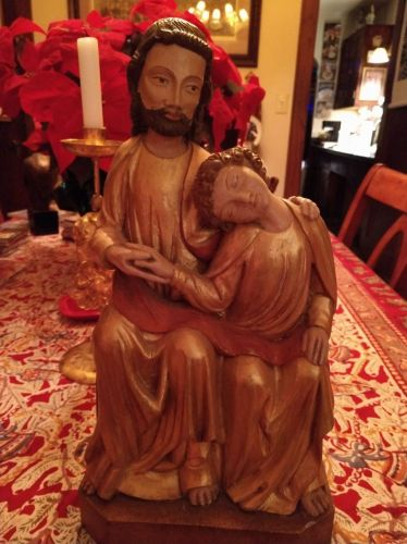 Jesus and John from Sellner collection