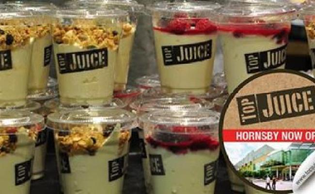 Top Juice Keeps An Eye Out For Hornsby S Local Heroes