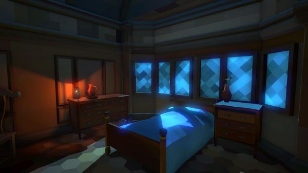 Fantasy Interiors - Polyworld Poly Tools And 3d Art