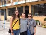 Guides visiting EDELAC