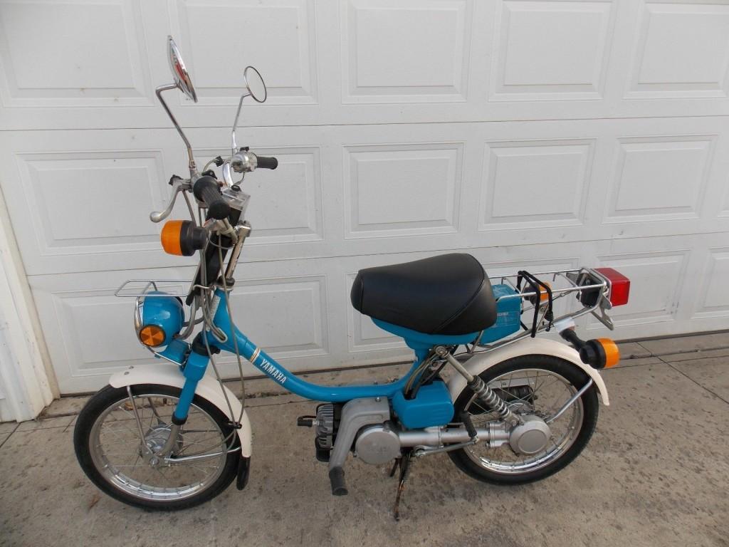 yamaha qt50 wiring diagram toro wheel horse 264h mj50 craigslist tracker  luvin and
