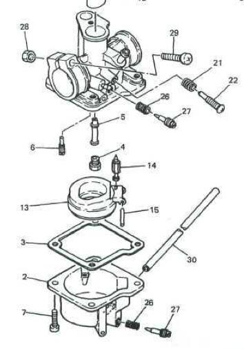 gas club car carb diagram wiring diagram schematic