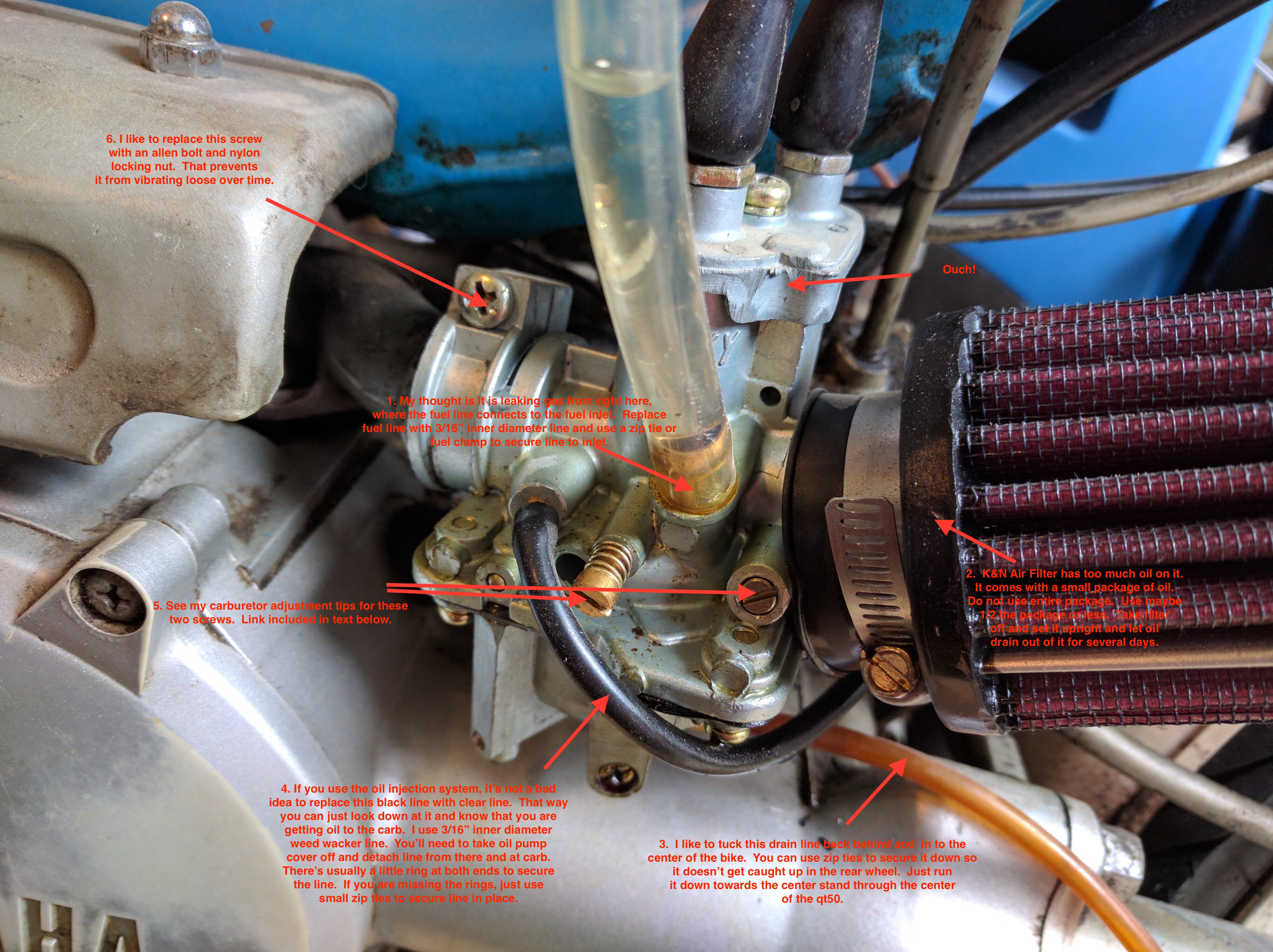 yamaha qt50 wiring diagram modified power wheels evaluate my  luvin and other nopeds