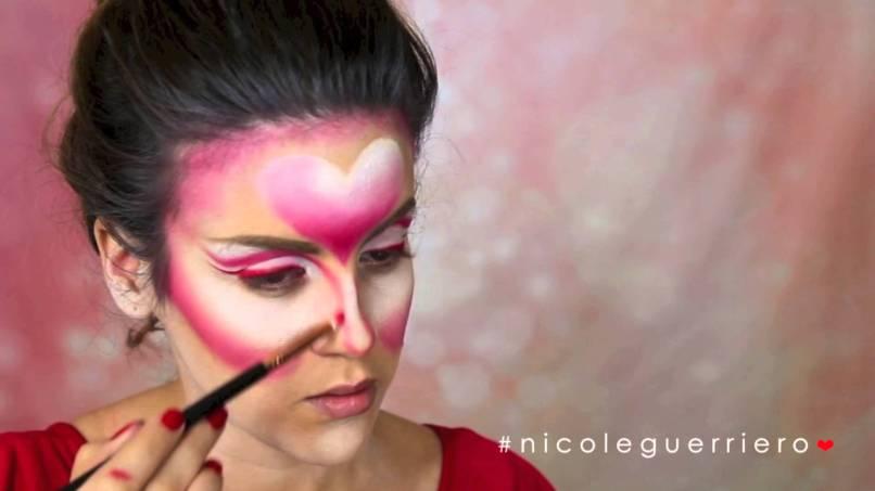 Makeup Tutorial Queen Of Hearts Qtiny Com
