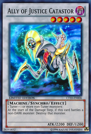 Top 10 Best Synchro Monsters in Yugioh  QTopTens