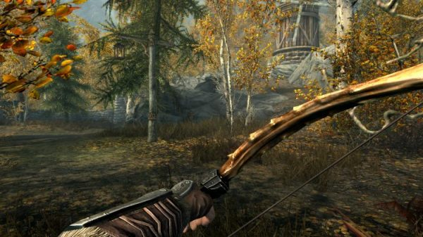 Bows In Skyrim - Qtoptens