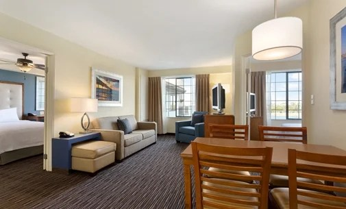 hotels with kitchens in san diego commercial faucets kitchen new homewood suites by hilton opens munster, ind ...