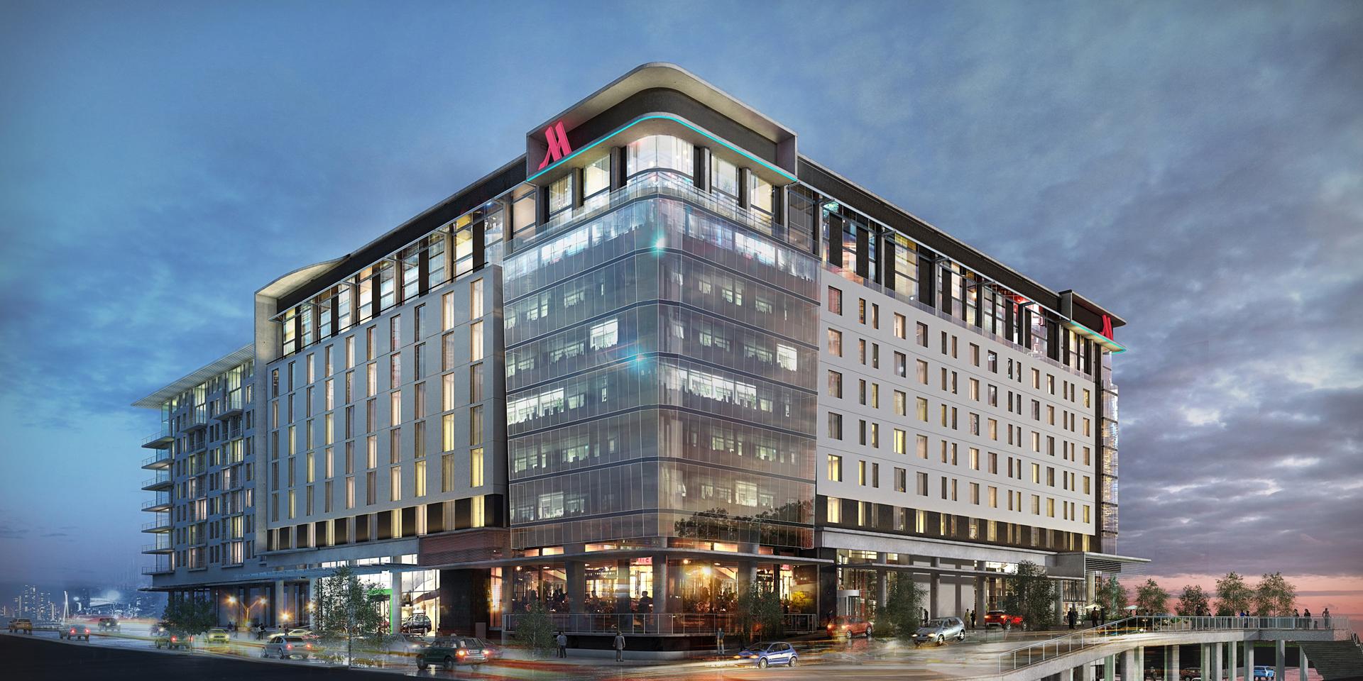 Marriott Western Announce Plans African