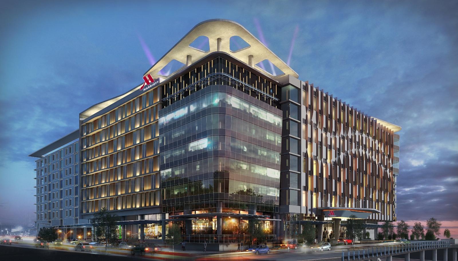 Marriott Hotels in Africa