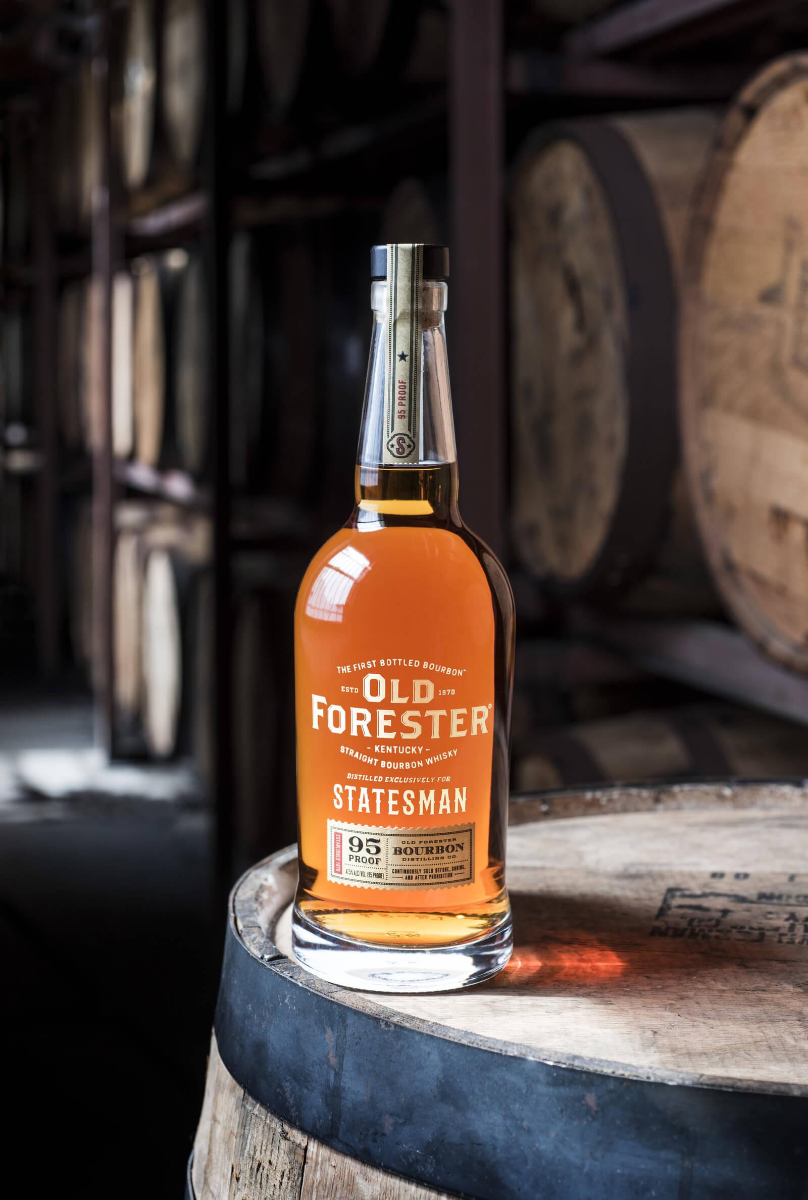 Old Forester Bourbon Partners with MARV & Twentieth Century Fox   Nightclub & Bar Digital