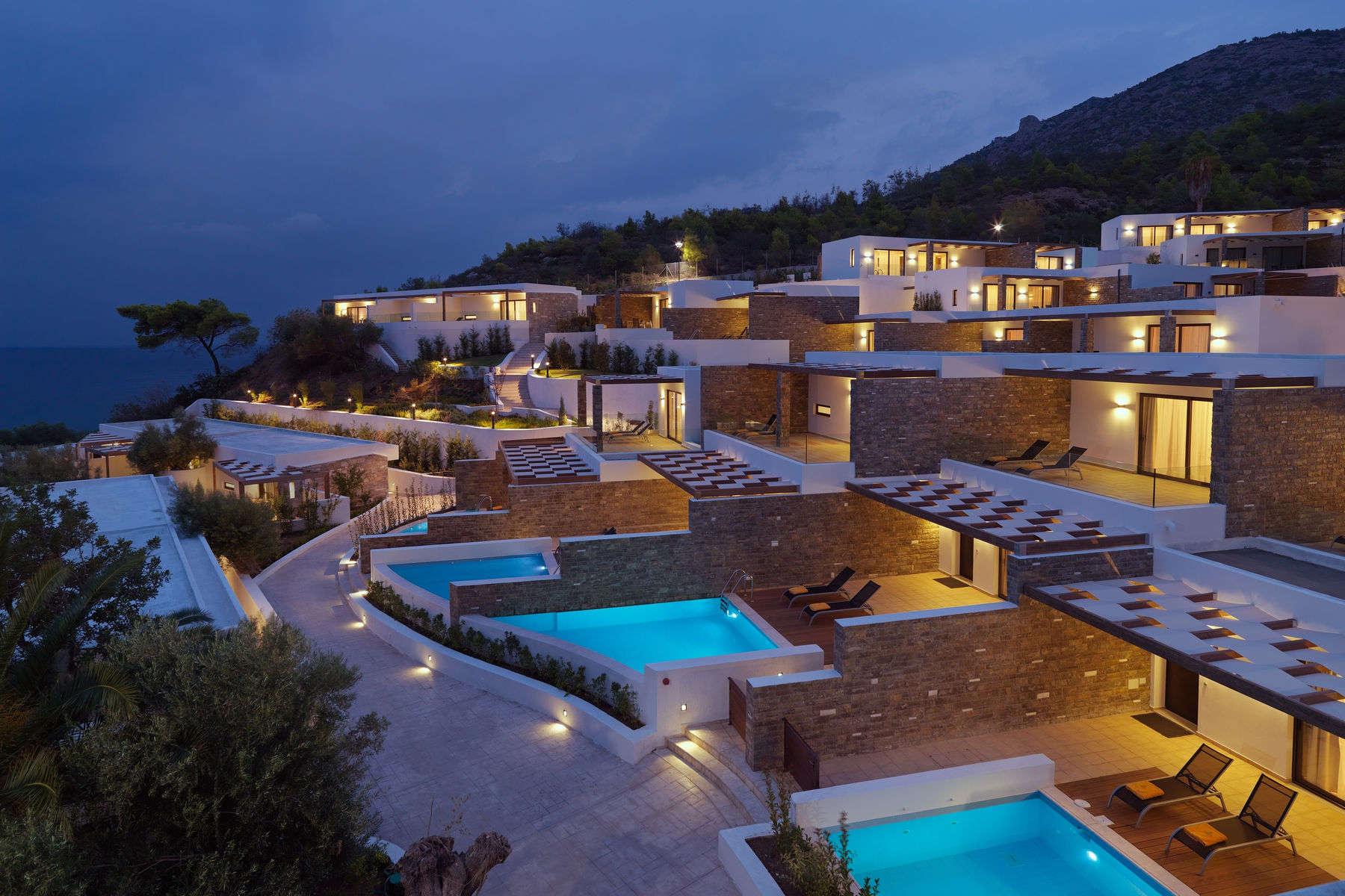 Hotel Projects In Works Greek