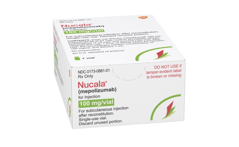 In a move to widen Nucala's reach GlaxoSmithKline jump ...