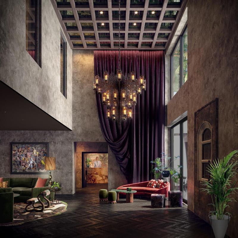 Luxury Hotel Mandrake London