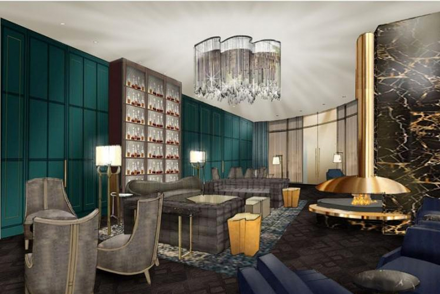 Stonehill  Taylor designs largest guestrooms in downtown