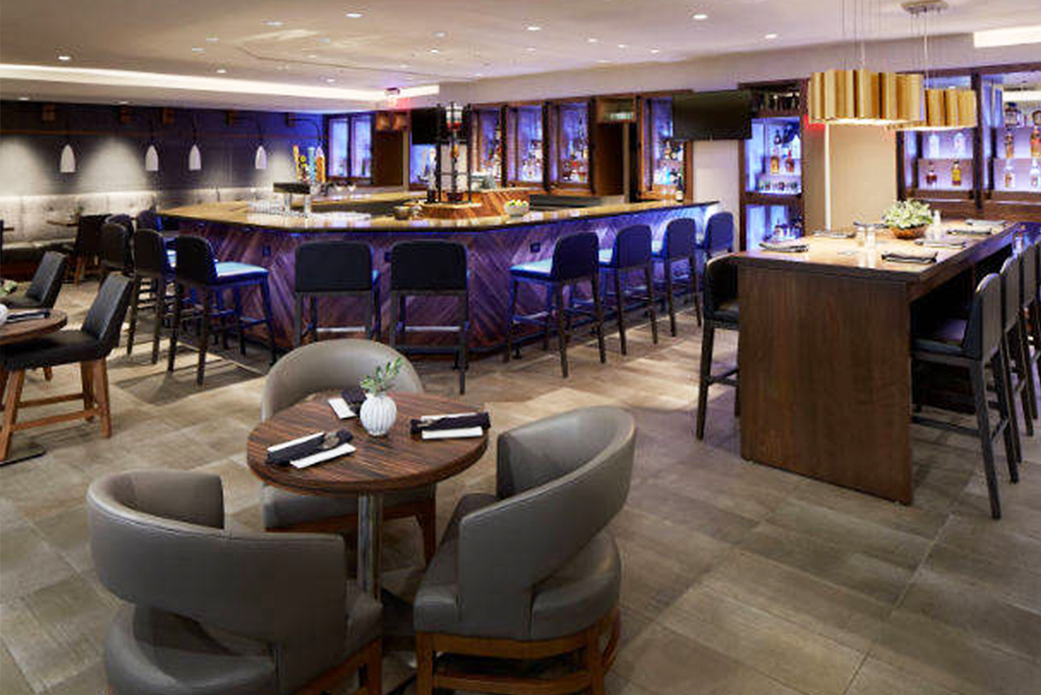 Lone Star Funds Renovates 7 U. Marriott Hotels Hotel