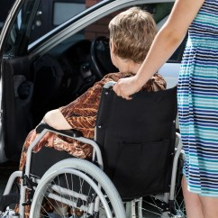 Wheelchair Uber Kids Gaming Chairs Unitedhealth Teams Up With Lyft Usc Aarp Foundation On