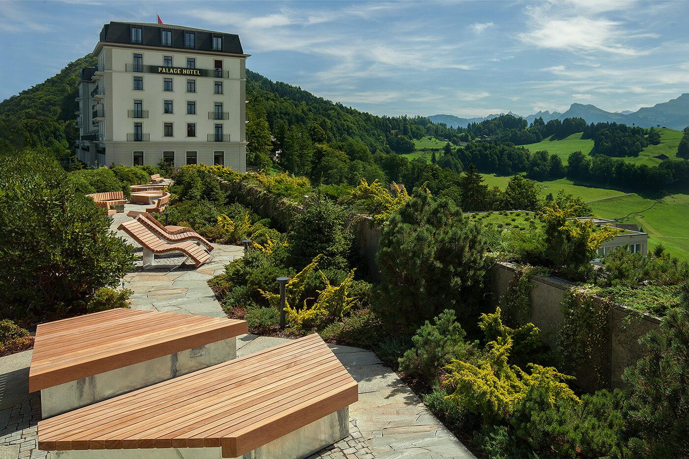 Rgenstock Hotels & Resort Partners With Revinate Hotel