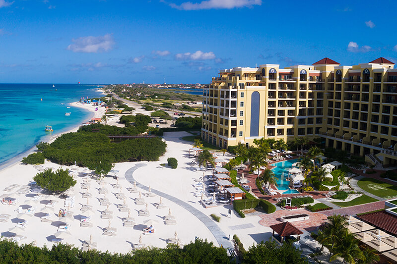 The RitzCarlton Aruba to House New Location for Popular NYC Restaurant  Luxury Travel Advisor