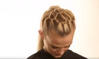 How-To Video: Fishnet Braid | American Salon