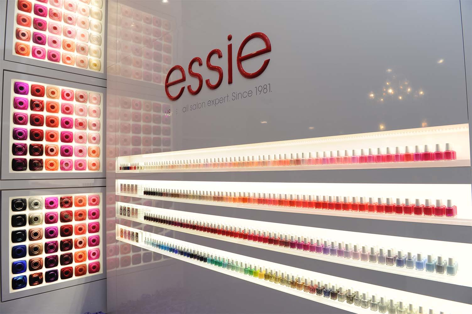 Essie Announces First Premiere Salon Location In Los Angeles