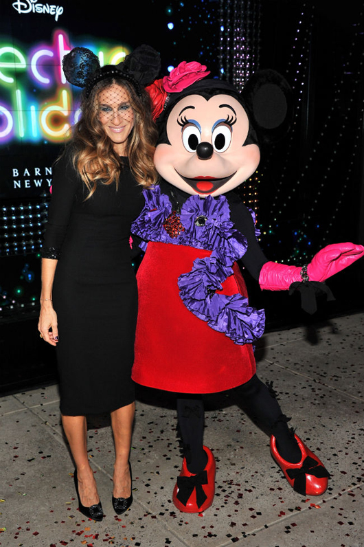 sjp channels minnie mouse