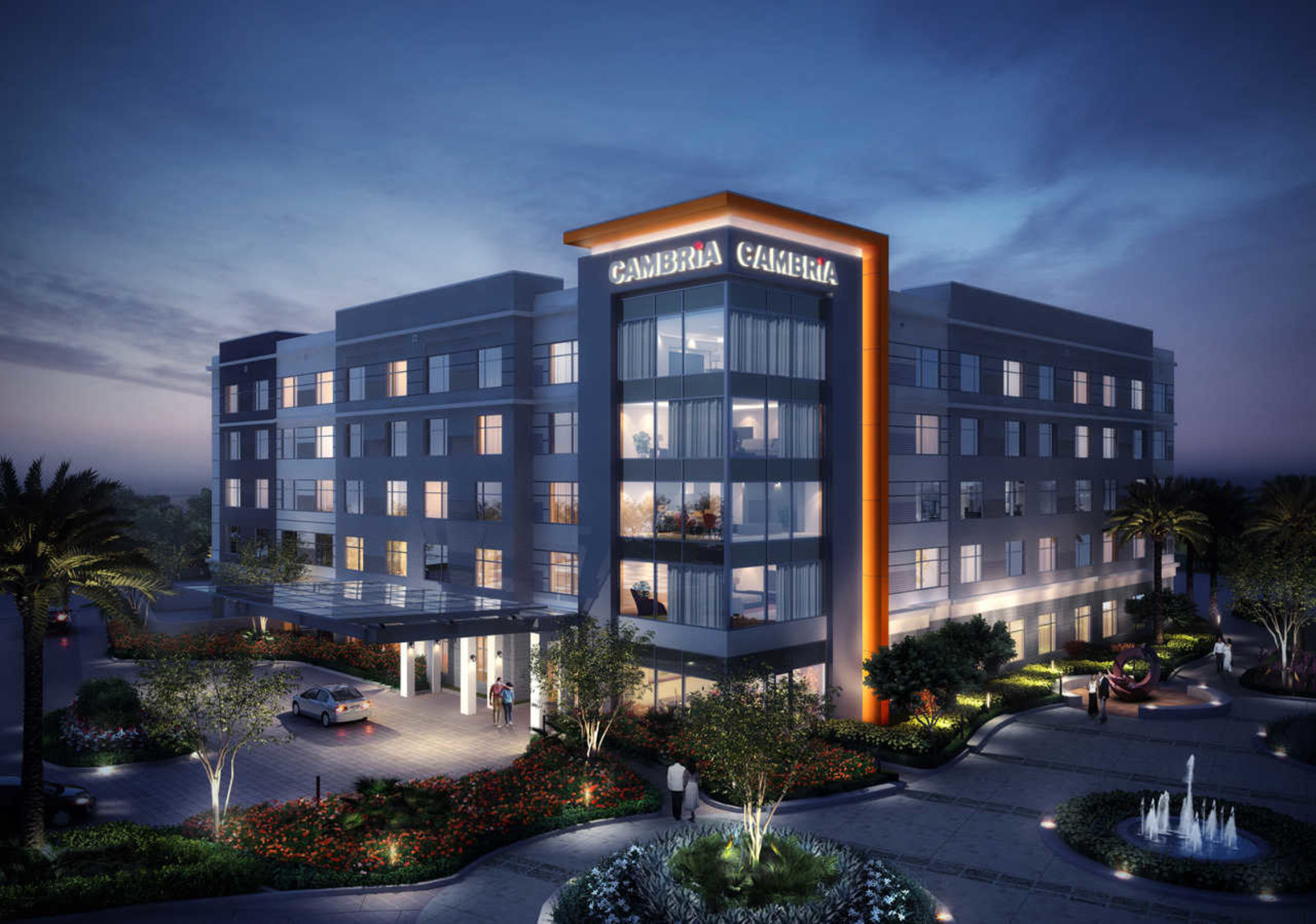 Choice Hotels Partners With Hines Concord Hospitality