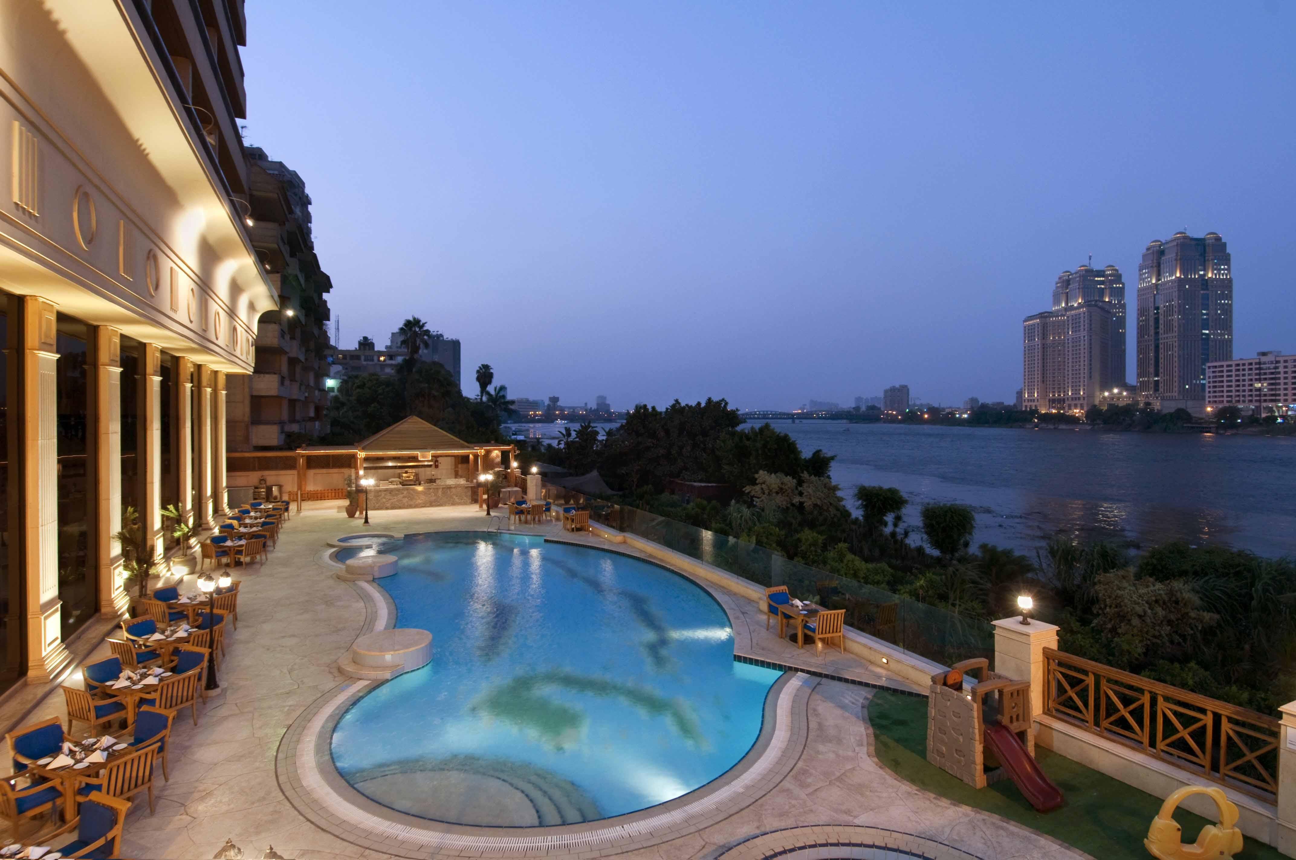 Hilton Hotel Cairo Egypt