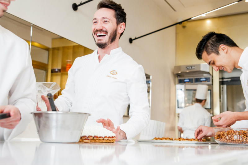 Hot in Paris: New Pastry Shop by Cédric Grolet of Le Meurice | Luxury Travel Advisor