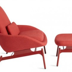 Blu Dot Chairs Rocking Chair Couch Generous Seat S Field Lounge Hotel Management