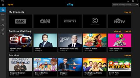 Sling TV adds Starz. Pac-12 channel. Windows 10 app   FierceVideo