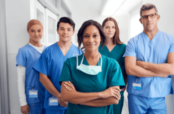 Co-worker, institutional support helped nurses maintain mental well-being during COVID-19 pandemic: survey | FierceHealthcare