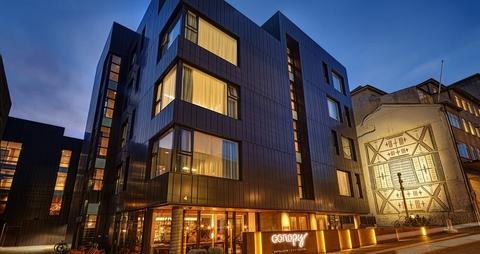 Hilton Zagreb City Hotels To Bring Canopy Brand To Croatia