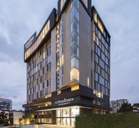 Singapore Reit Acquires Sydney Airport Hotel Hotel Management