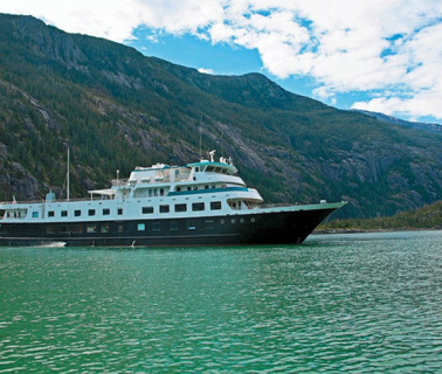 Alaskan Dream Cruises Chichagof Dream Which Sails Between Juneau And Sitka Has An Onboard Casual Atmosphere Eager Friendly Crew Members And Naturalists
