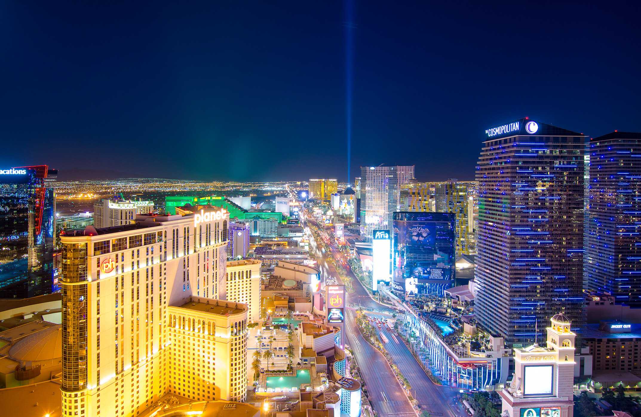 Las Vegas Hotel Update Fall 2018 Travel Agent Central