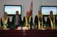كلية القانون / جامعة القادسية تناقش رسالة الماجستير بعنوان (استرداد الممتلكات الثقافية في ضوء الاتفاقيات الدولية / دراسة تطبيقية في حالة العراق)