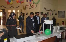 College of Veterinary Medicine / University of Qadisiya celebrates the thirtieth anniversary of the founding of the University of Qadisiyah