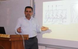 كلية الطب البيطري / جامعة القادسية تقوم بتنظيم حلقة نقاشية حول التخدير الناحي في الاغنام