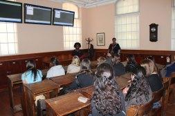 Virtual Classroom at University of Pretoria.