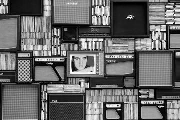 Televisores y discos