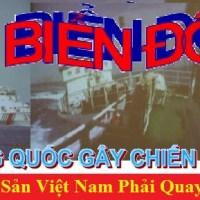 """TIN NÓNG BIỂN ĐÔNG """" Đến Lúc Đảng Cộng Sản Việt Nam Phải Quay Về Với Nhân Dân ! """""""