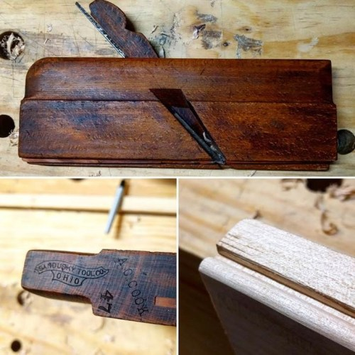 Restored Sandusky side bead plane